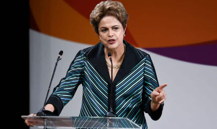 Brazil's Senate debates impeaching cornered Dilma Rousseff