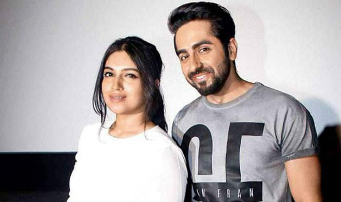Manmarziyaan first look: Ayushmann Khurrana & Bhumi Pednekar all set to team up once again!