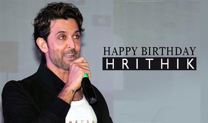 Happy Birthday Hrithik Roshan: Twitterati wish the Greek God