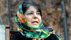 PDP-BJP alliance in danger; Mehbooba Mufti seeks BJP assurance on preserving special status for Jammu and Kashmir among other things
