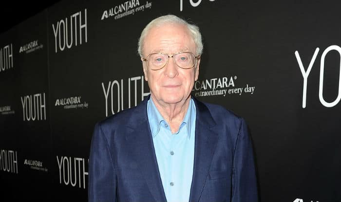 Michael Caine: You don't retire from movies, movies retire you