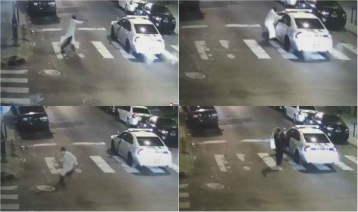 Philadelphia ISIS shooting: Gunman open fires on cop