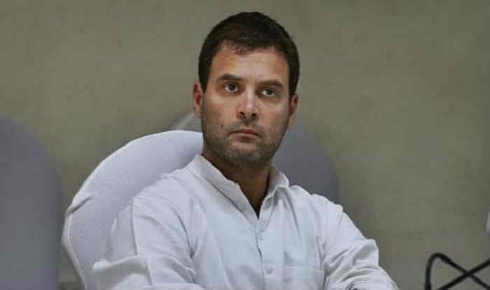 Rahul Gandhi: Netaji was a man of extraordinary courage