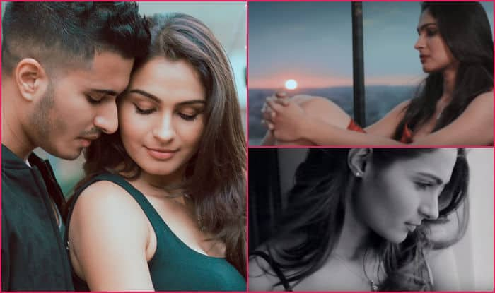 Watch Andrea Jeremiah & Arjun's out-and-out romantic song Drifter