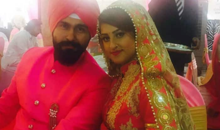 Aarya Babbar marries longtime girlfriend Jasmine Puri