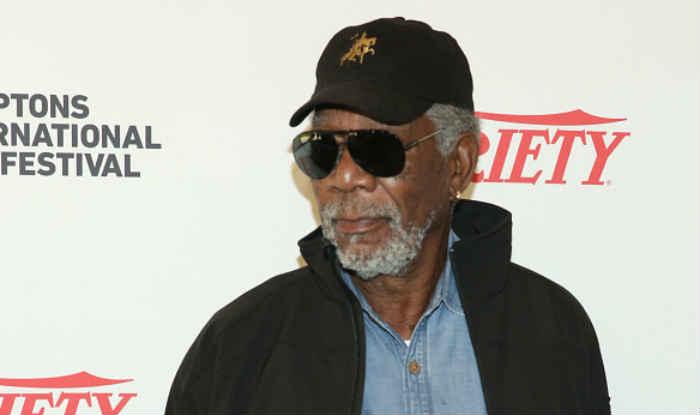 Morgan Freeman to receive Chaplin Award