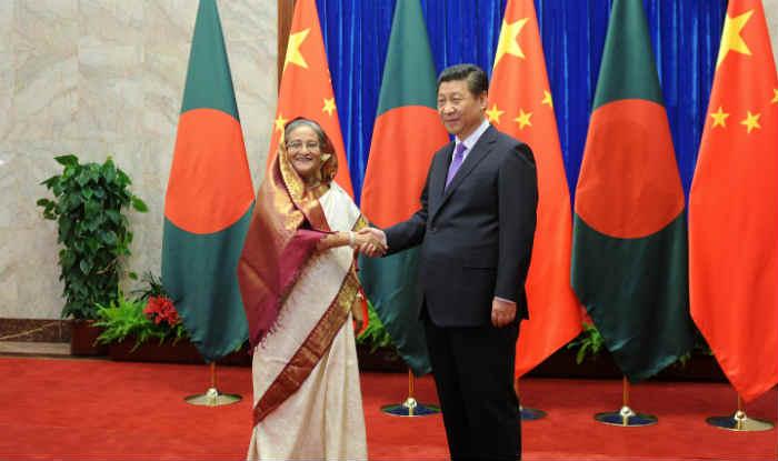 BANGLADESH AND China Partnership