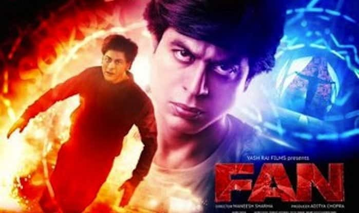 Fan trailer and new poster: Shah Rukh Khan to launch trailer tonight with his real fans! Here's how to get in!