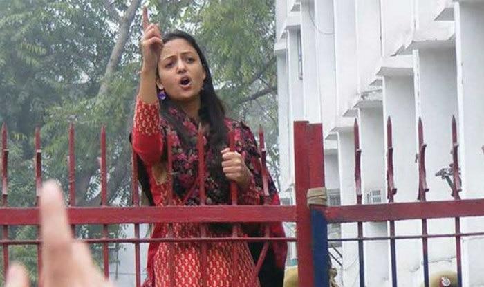Indian Army vs Shehla Rashid: Criminal Complaint Filed Against Ex-JNUSU Vice-President