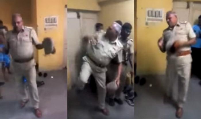 Tamil Nadu jailer faces suspension after video of him dancing in uniform goes viral!