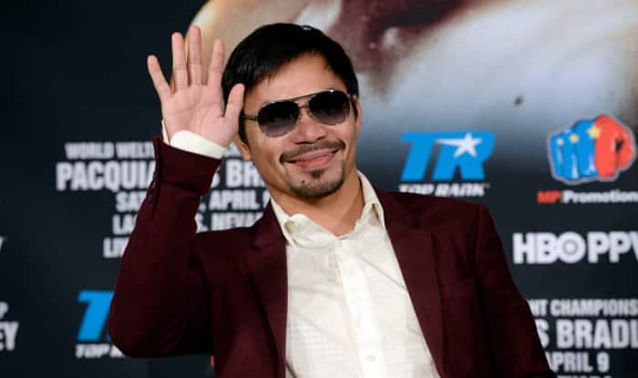 Philippines' Manny Pacquiao says gay couples 'worse than animals'