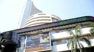 Sensex closes 115 point high; Hero Motors shares gain despite BS-III ban impact