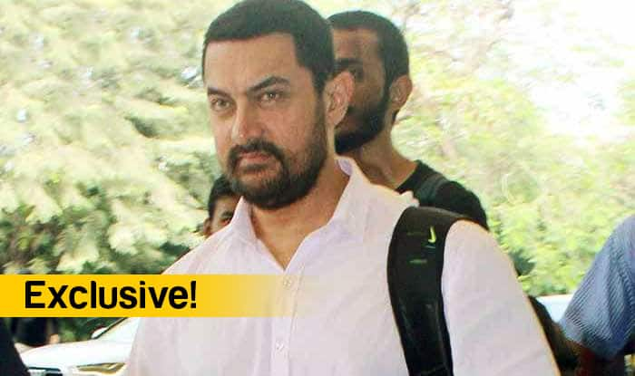 Why is Aamir Khan going abroad?