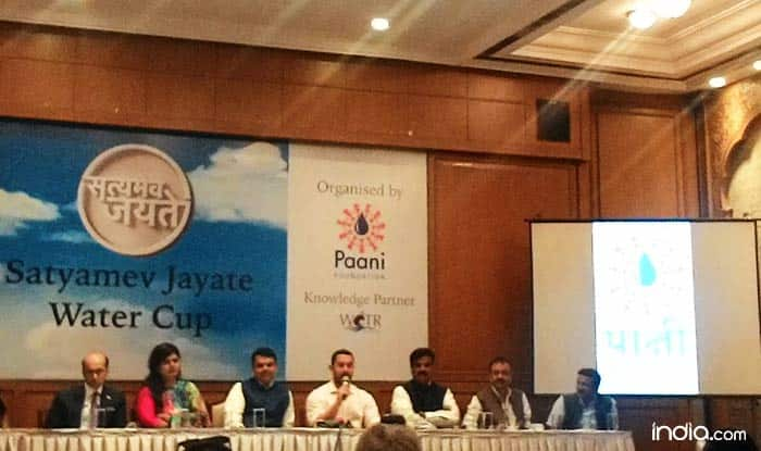 Aamir Khan and Maharashtra government to solve water crisis together: All you need to know about Paani Foundation scheme and Satyamev Jayate Cup