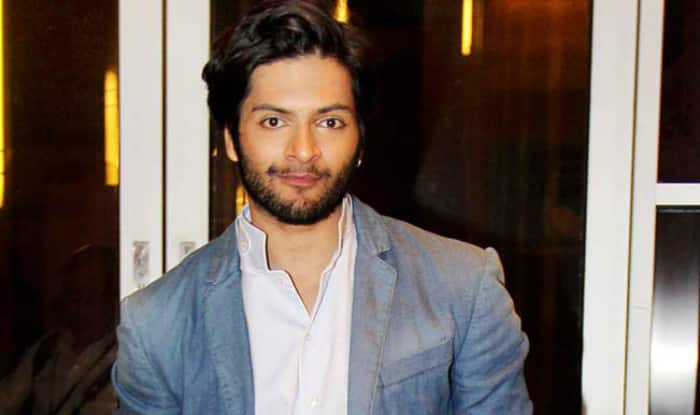Ali Fazal takes time off from shoot to attend cousin's wedding