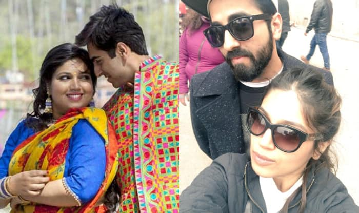 Ayushmann Khurrana and Bhumi Pednekar start shooting for Manmarziyan