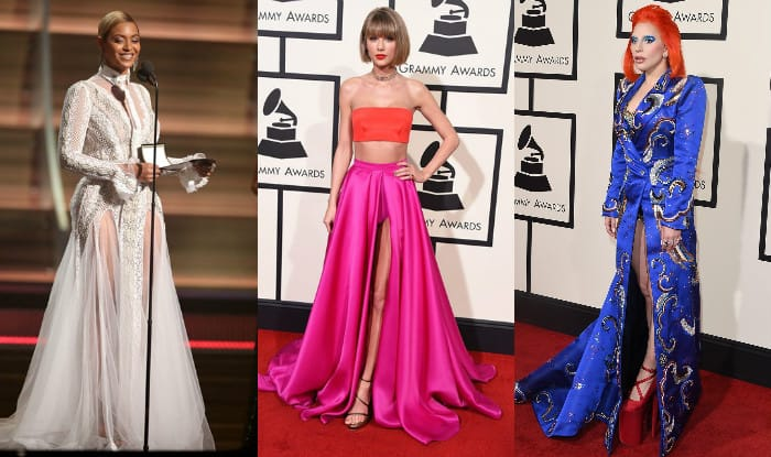 Grammy Awards 2016: Taylor Swift, Beyoncé Knowles, Lady Gaga – 6 best dressed ladies at the 58th Grammy Awards