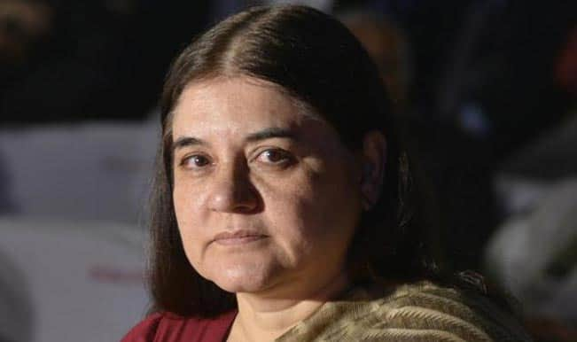 Maneka Gandhi suggests sex determination test be made compulsory to track mothers