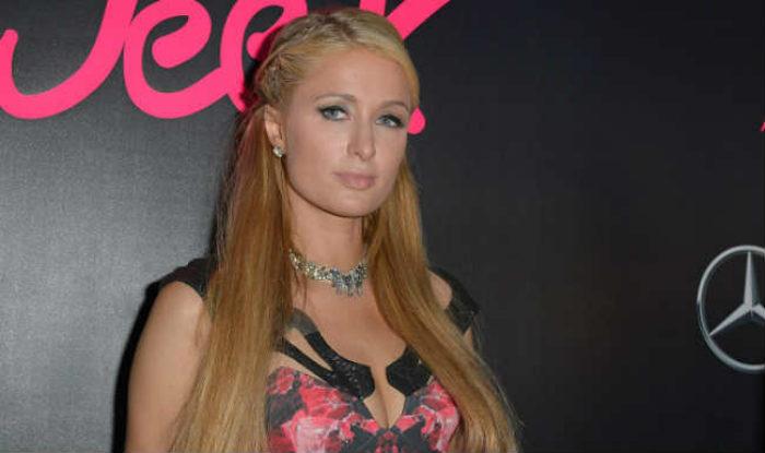 Paris Hilton has never been happier