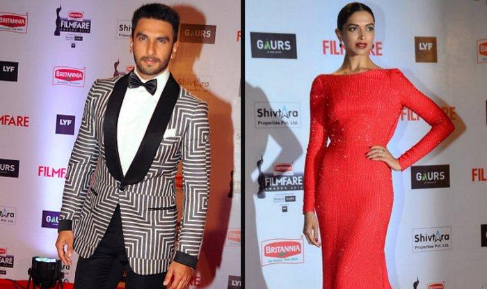 Filmfare Awards 2016 red carpet full video: Ranveer Singh, Deepika