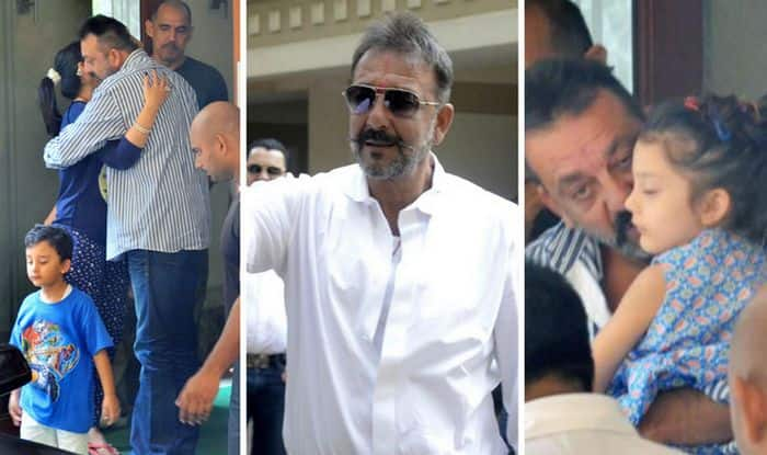 Sanjay Dutt to be a free man this morning, to pray at Siddhivinayak Temple and mom Nargis Dutt's grave before heading home