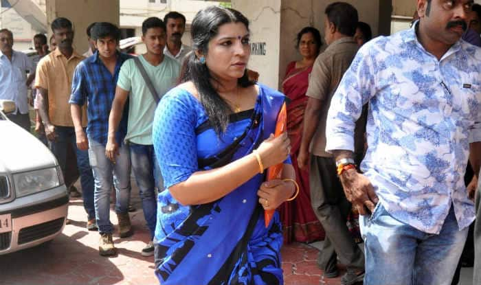 Nomination of Solar Scandal Accused Saritha Nair Rejected From Both Wayanad, Ernakulam