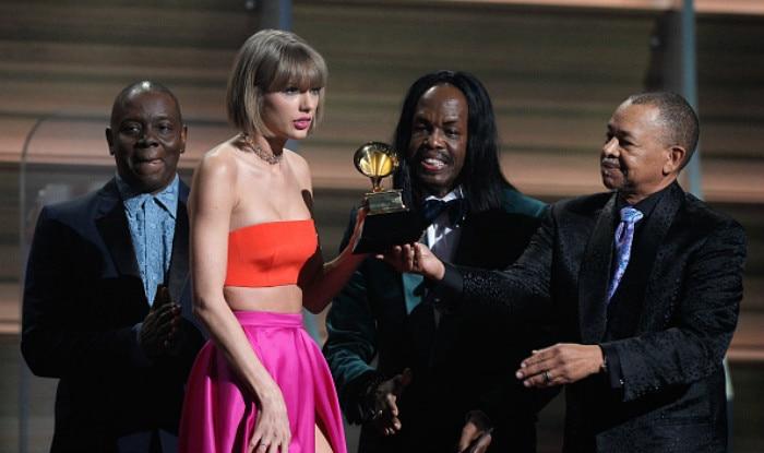 Grammy Awards 2016: Taylor Swift wins 'Album of the Year' 58th Grammy Awards