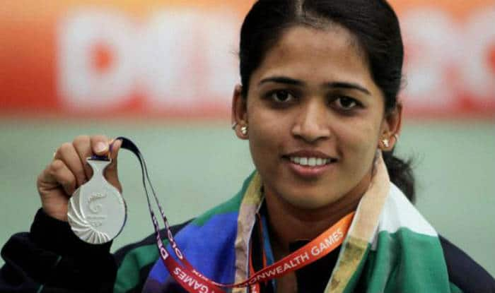 Tejaswini Sawant wins gold as Army dominates Day 2