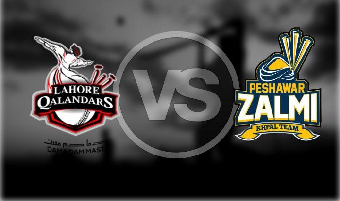 Lahore Qalandars vs Peshawar Zalmi Pakistan Super League Free Live Cricket Streaming of PSL T20 2016 on YouTube