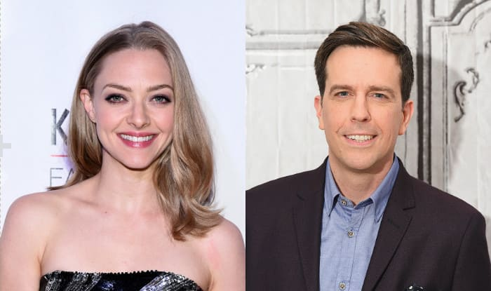 Amanda Seyfried, Ed Helms team up for comedy `The Clapper`
