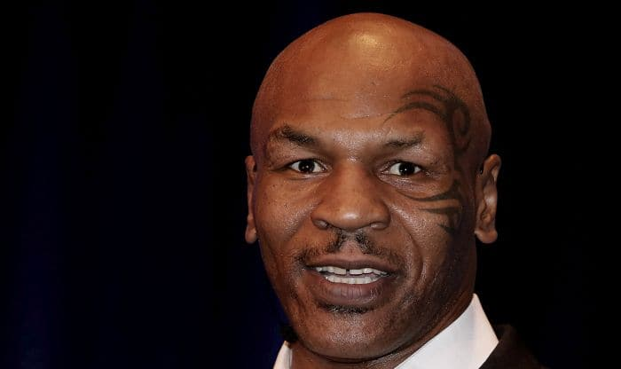File Image Mike Tyson