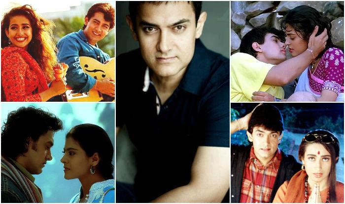 Aamir Khan Birthday: Juhi Chawla, Kajol, Karisma Kapoor & 7 best actresses who created magical chemistry with Mr. Perfectionist