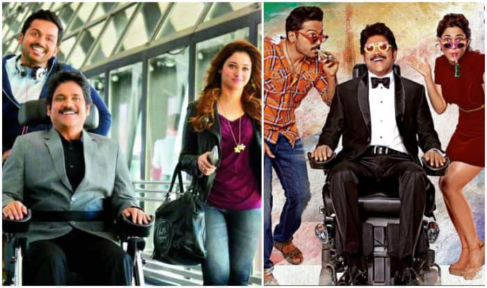 Oopiri trailer: Will Nagarjuna, Karthi & Tamannaah starrer be able to do justice to The Intouchables?
