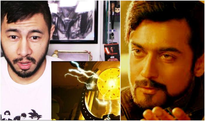 YouTuber Jaby Koay finds Suriya's 24 Tamil teaser f**king awesome!