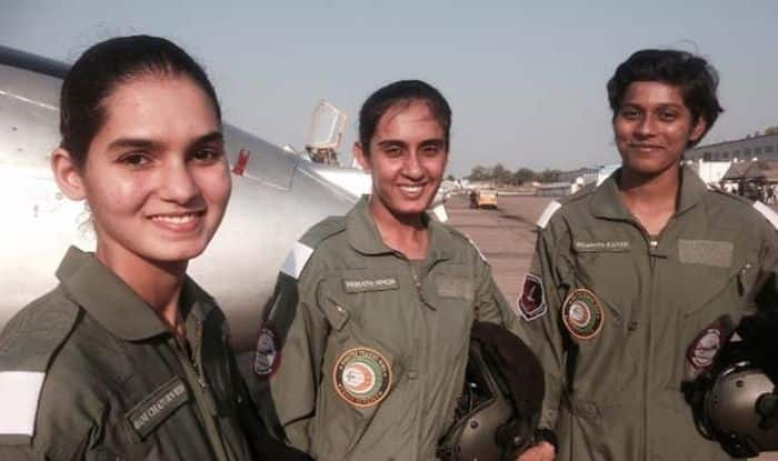 Meet India's first women Air Force pilots – Bhawna Kanth, Mohana Singh and Avani Chaturvedi