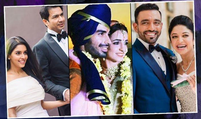 Asin-Rahul Sharma, Robin Uthappa-Sheethal Goutham: Top 9 couples who had a fairytale wedding in 2016