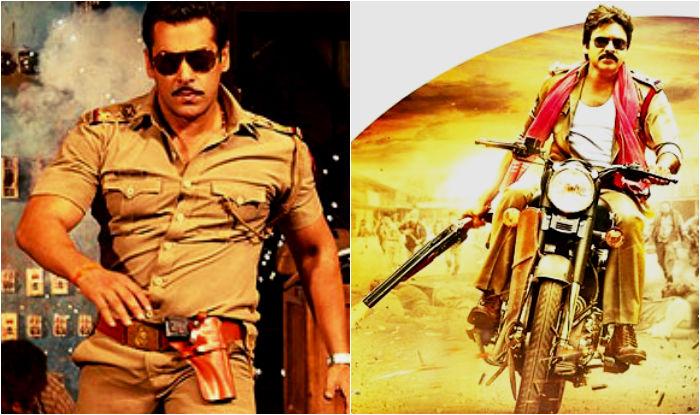 Sardaar Gabbar Singh Teaser: Is Pawan Kalyan trying to ape Dabangg Salman Khan?