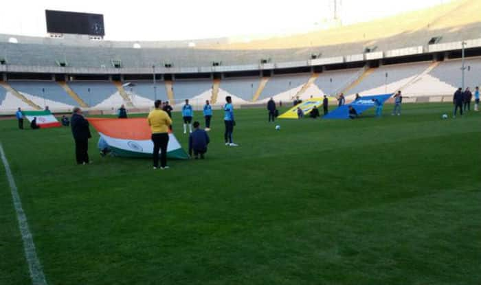India vs Iran football World Cup Qualifier live score updates and telecast details