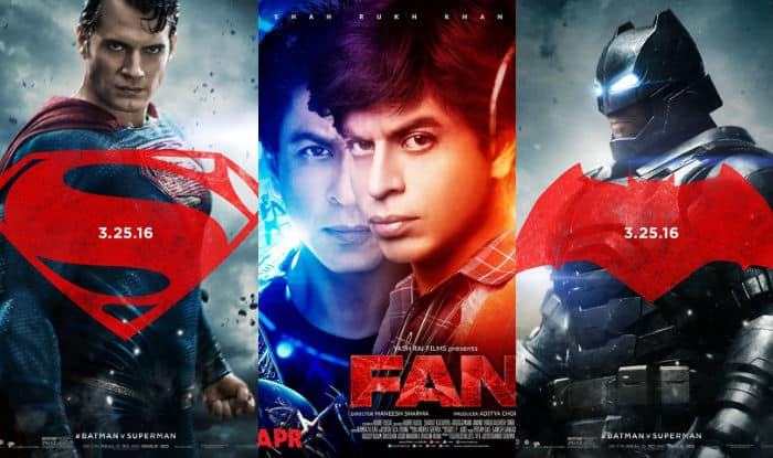 Shah Rukh Khan in Batman v Superman: Dawn of Justice – This Fan movie trailer spoof video is must watch!
