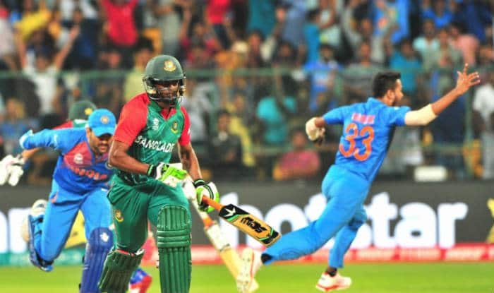 India vs Bangladesh, Video Highlights: Watch match highlights & results of IND vs BAN, ICC T20 World Cup 2016 Match