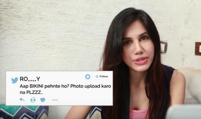International Women's Day Special: Sonnalli Seygall tackles social media creeps in Aashiquo Ka Punchnama (Video)