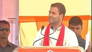 Assam Assembly Elections 2016: Rahul Gandhi accuses BJP of inciting violence