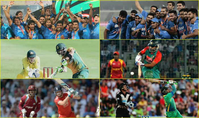 ICC T20 World Cup 2016 Teams & Squads: Full List of WT20 2016 Teams & Players