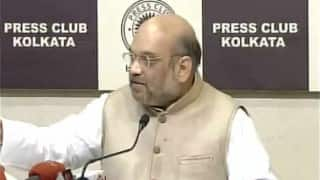 West Bengal Assembly Elections 2016: We will never go with Communists or Mamata Didi, says Amit Shah