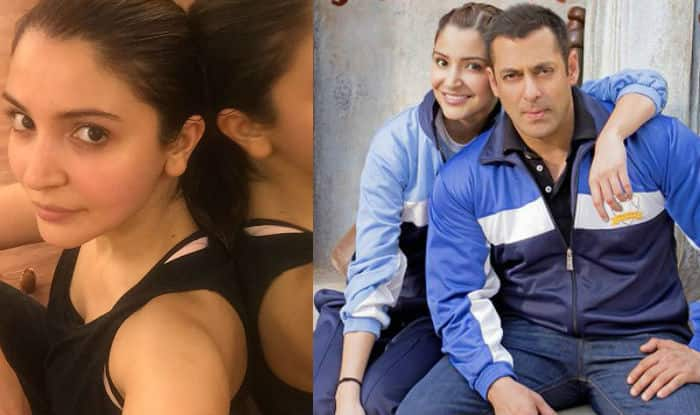 Sultan: Anushka Sharma rehearses for first song from Salman Khan starrer