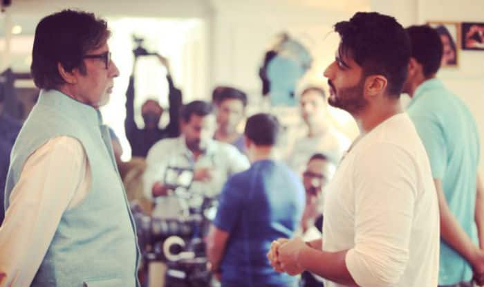 When Arjun Kapoor felt like a child on the sets of Ki and Ka with Amitabh Bachchan