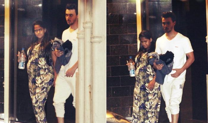 Exclusive: Arpita Khan Sharma heads to hospital with Alvira Khan & husband Aayush Sharma! (Watch Video)