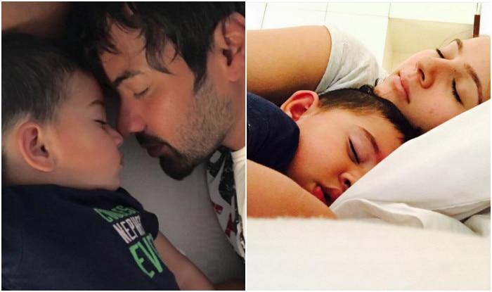 Cuteness Overload! Kumkum Bhagya actor Shabbir Ahluwalia shares super cute picture of his newborn son