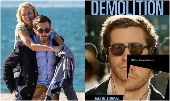 Jake Gyllenhaal & Naomi Watts' movie Demolition to release in India on April 8