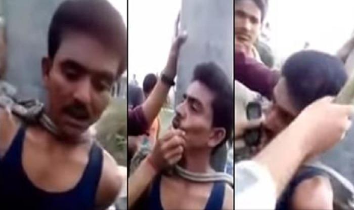 Muslim man thrashed, forced to chant 'Jai Shri Ram'; video goes viral